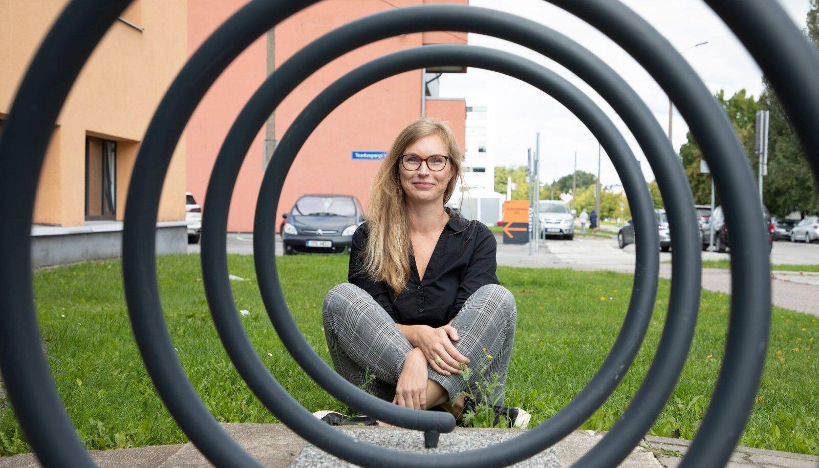 Timbeteri tegevjuht Anna-Greta Tsahkna on veendunud, et digiteerimine tagab kokkuhoiu.