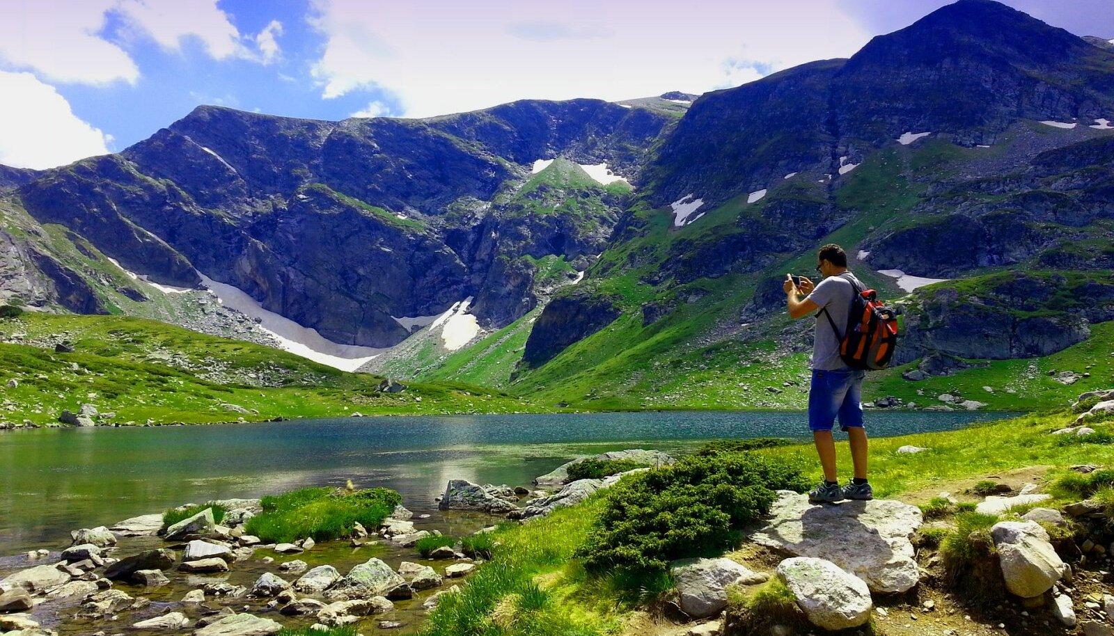 Rila mäed, Bulgaaria