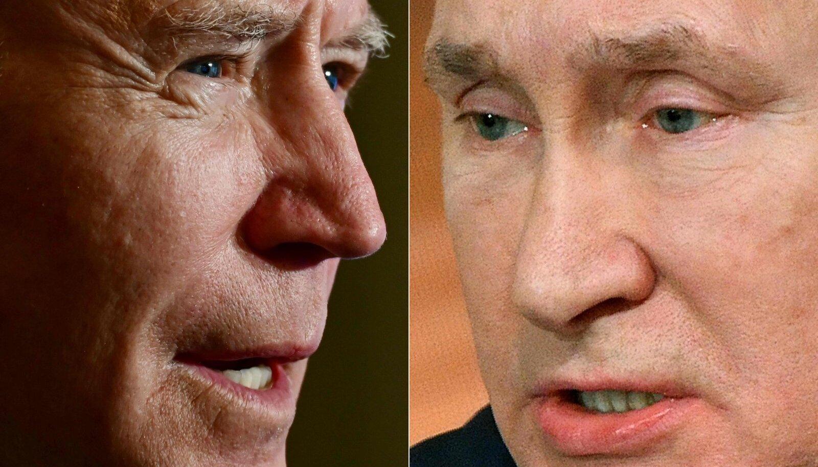 Biden ja Putin