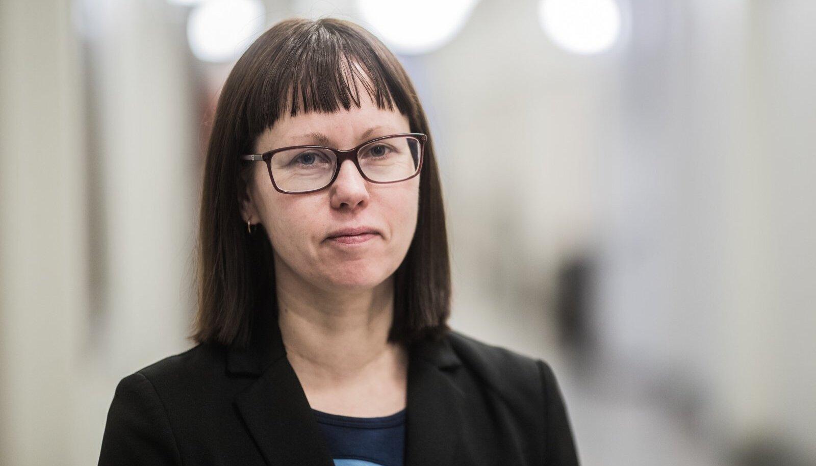 Et sideandmete kasutamisega seotud õigusakte tuleb Eestis muuta, oli riigikohtunik Saale Laose sõnul ammu teada. Nn koeravorstikaasus oli lihtsalt päästikuks.