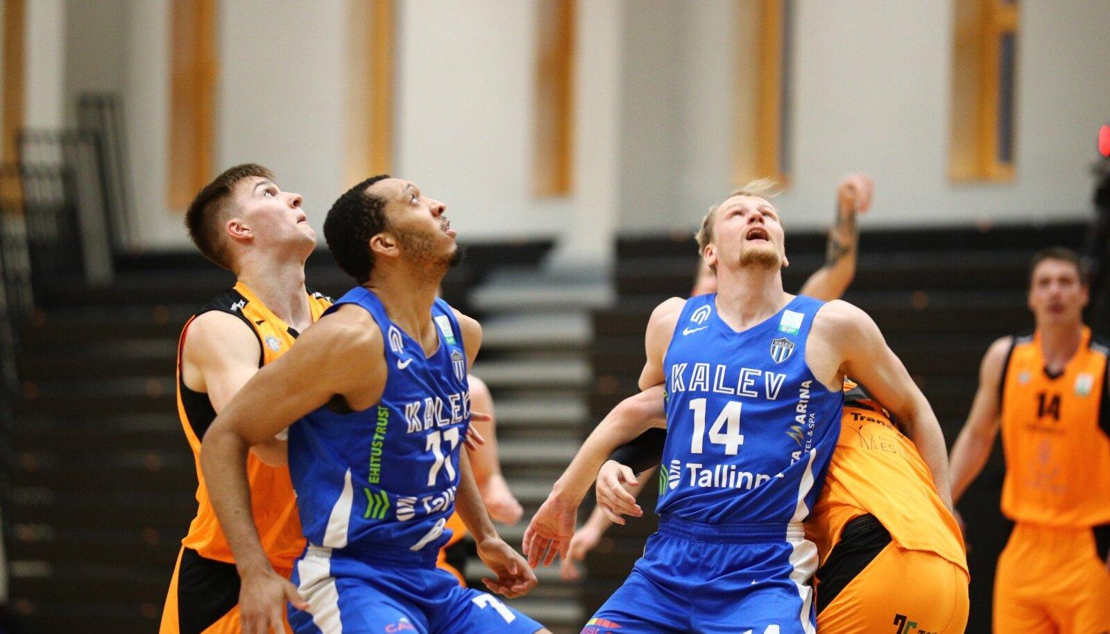 Tallinna Kalevi mängijaid pole põhjust süüdistada. Meeskonna hava hooaja pühjused peituvad sügavamal.