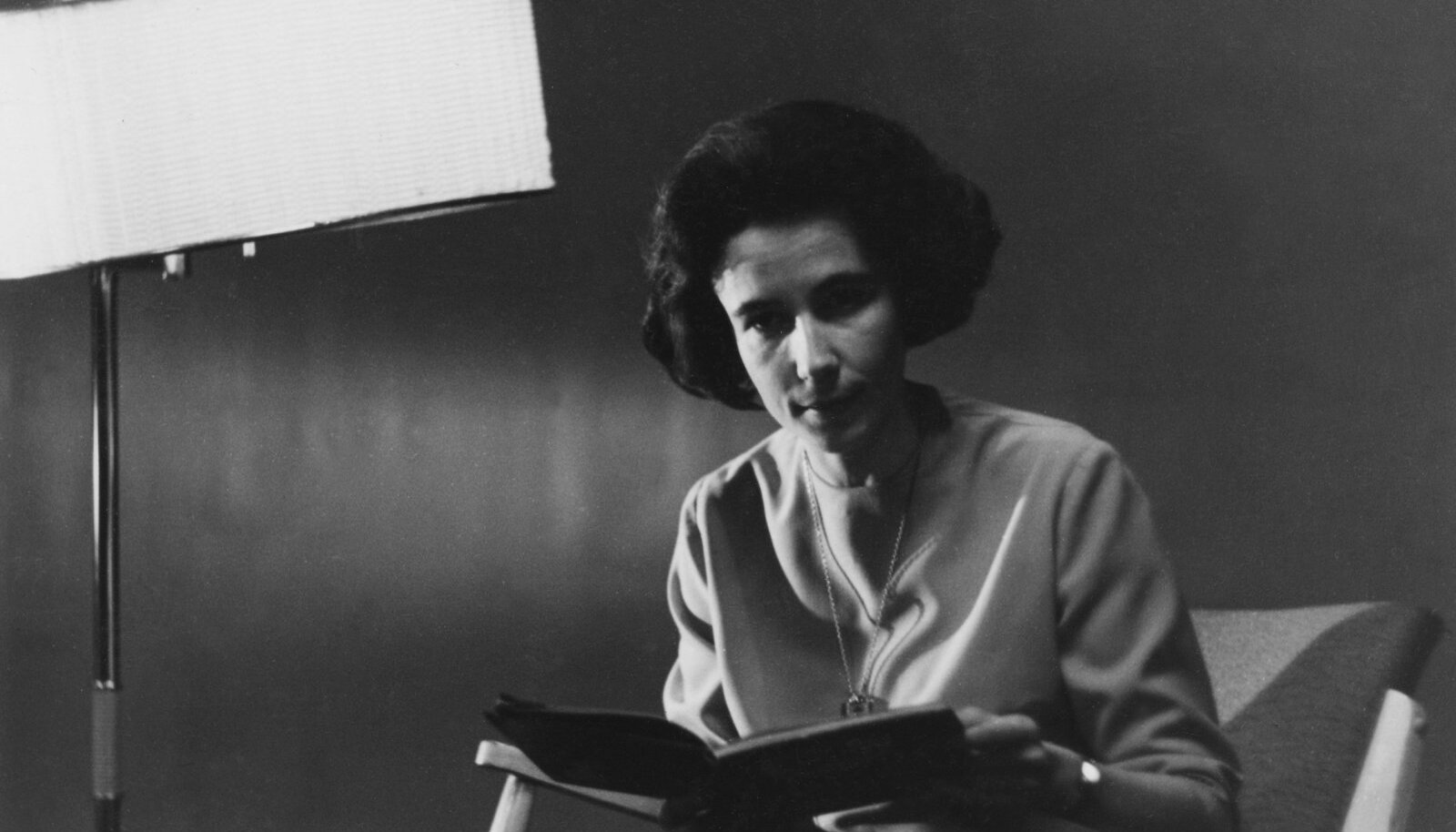Moidela Tõnisson 1967. aastal.