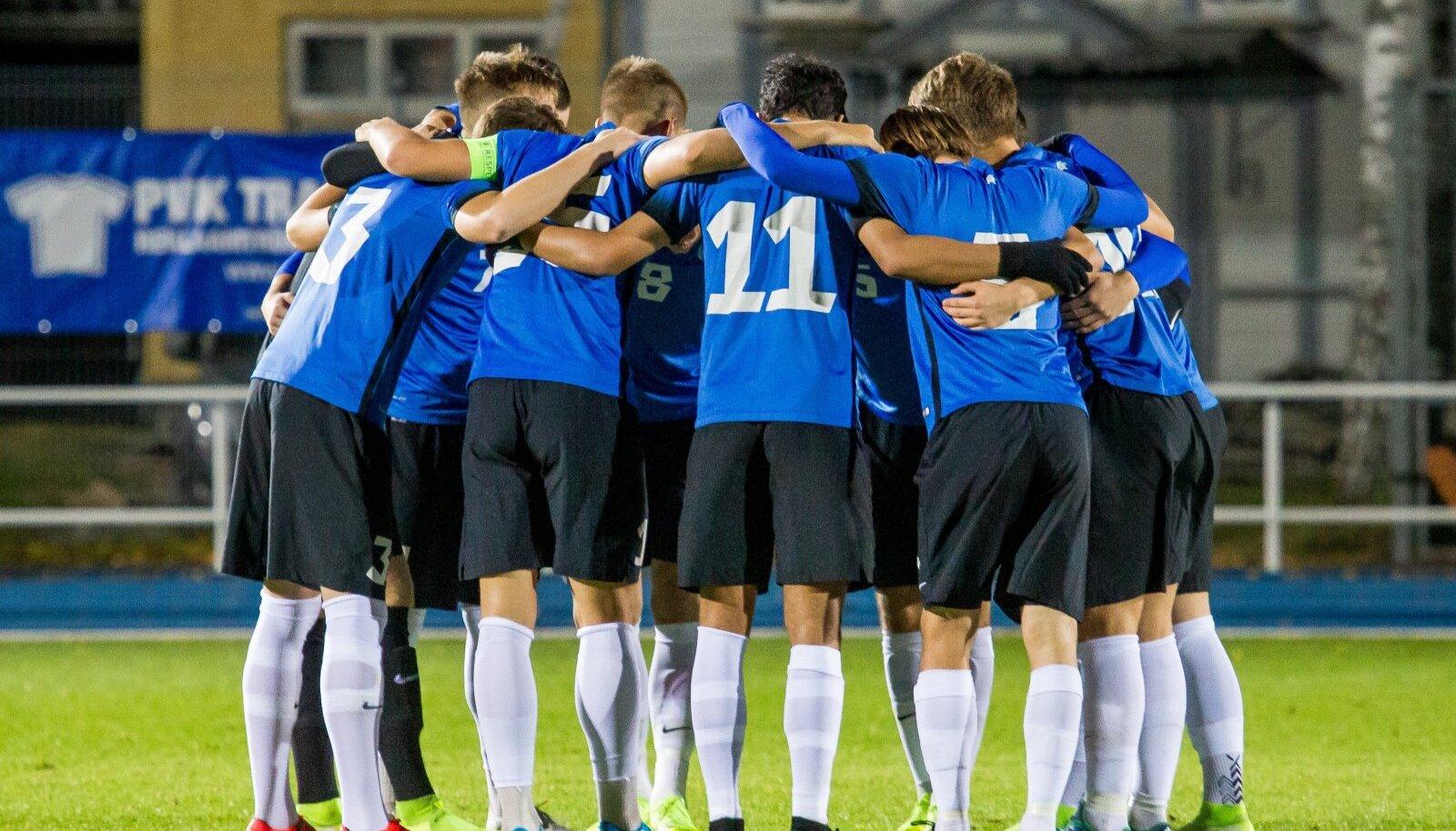 Jalgpalli U21 koondis