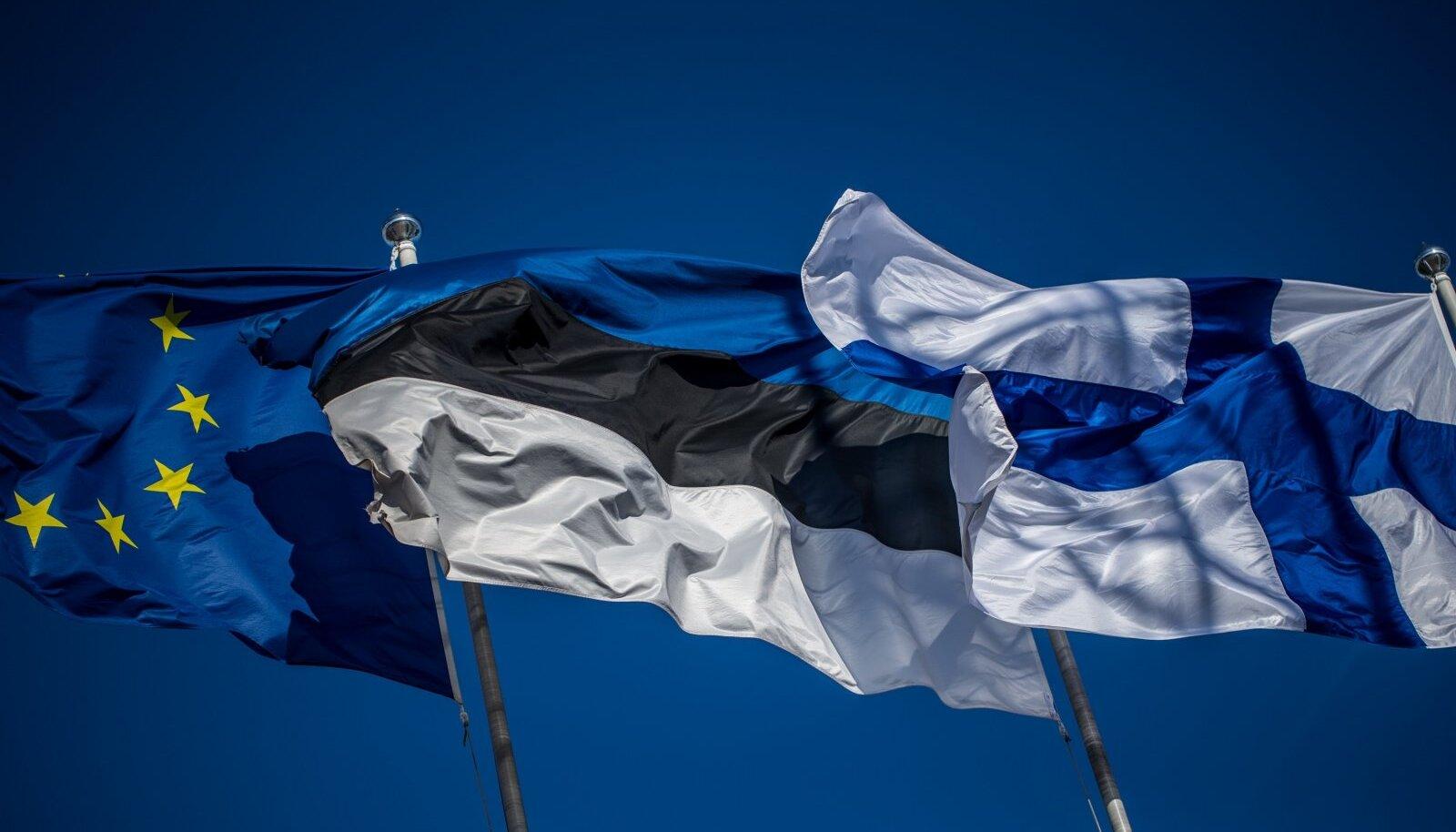 Eesti kehtestab eritingimused nii Soomele, Lätile kui ka Leedule. Nakatumiskordaja on vastastikuselt üle piiride Eesti ja Leedu puhul.