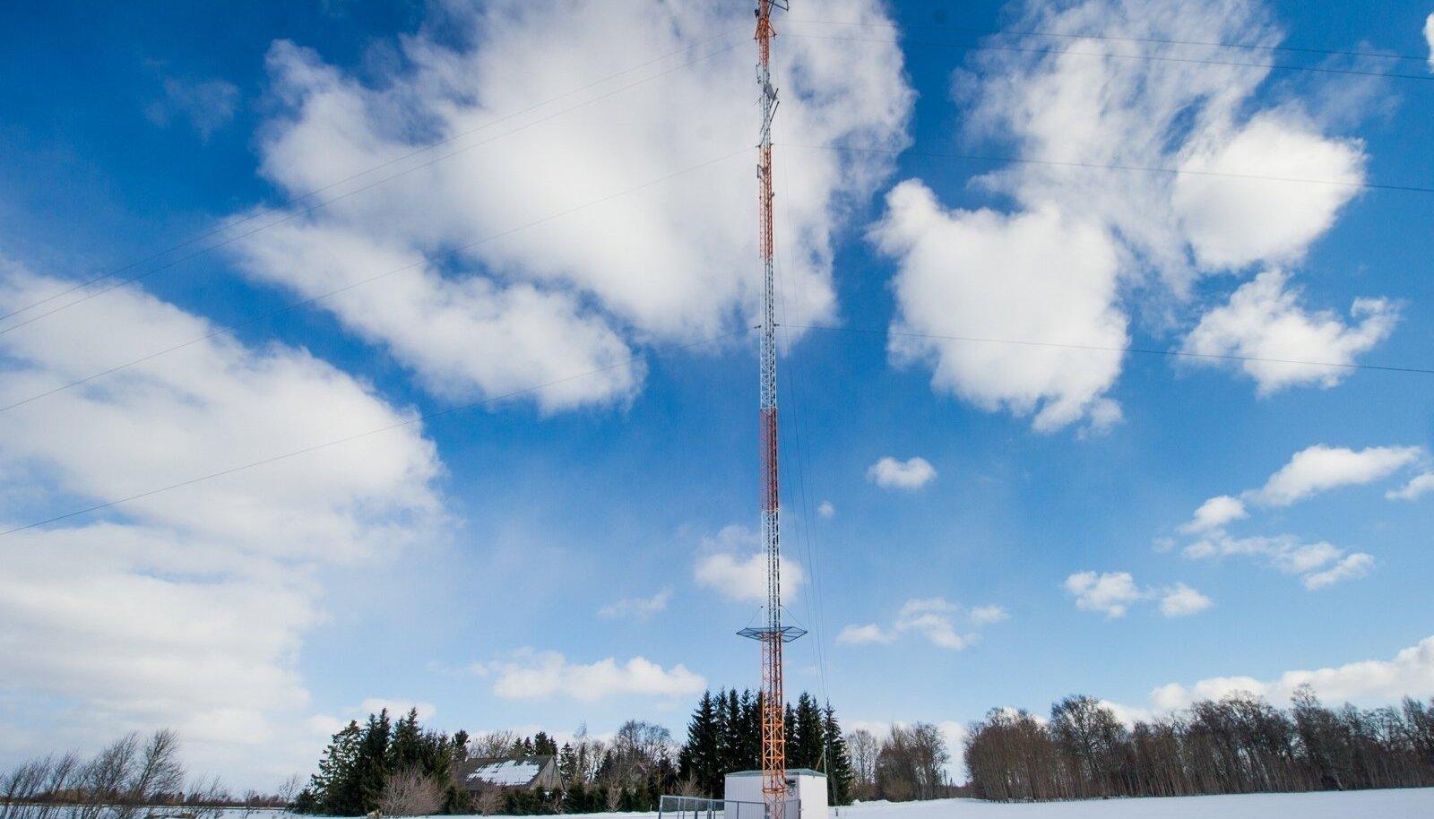 Raivo Vare firmale Live Nature OÜ kuuluv maatükk, millel on mobiilimast, Rae vallas, Tuulevälja külas