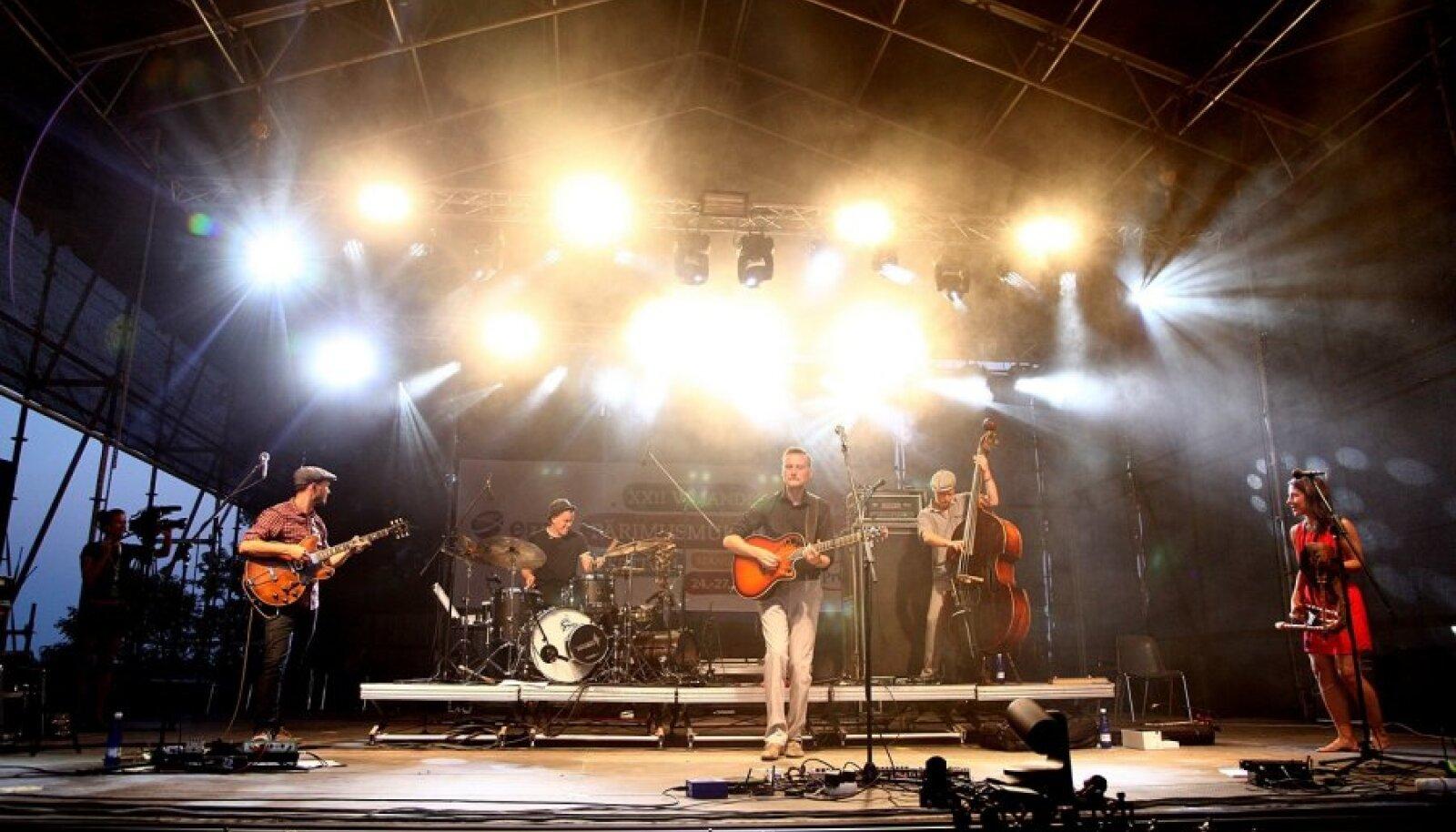 Viljandi Pärimusmuusika Festival 2.päev