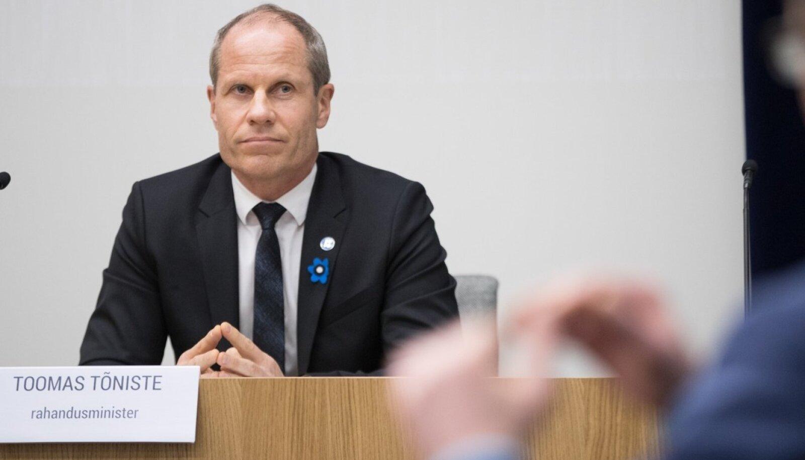 Rahandusminister Toomas Tõniste tegi valitsusele ettepaneku eraldada Vabariigi Valitsuse reservist majandus- ja kommunikatsiooniministeeriumile miljon eurot maade võõrandamiseks.