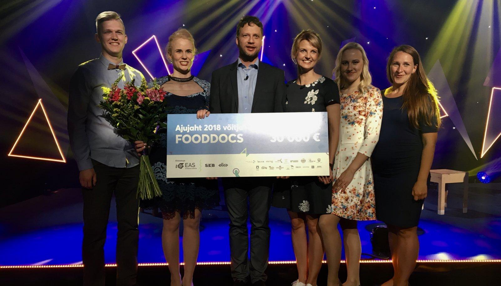 FoodDocsi meeskond.