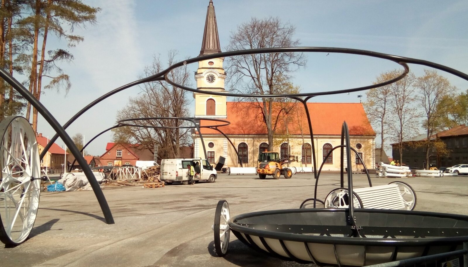 SORRY, VÕRU! Võru maakond kui ebarentaabel asustusüksus läheb uue kärpekava kohaselt Eesti Vabariigi osana sulgemisele.
