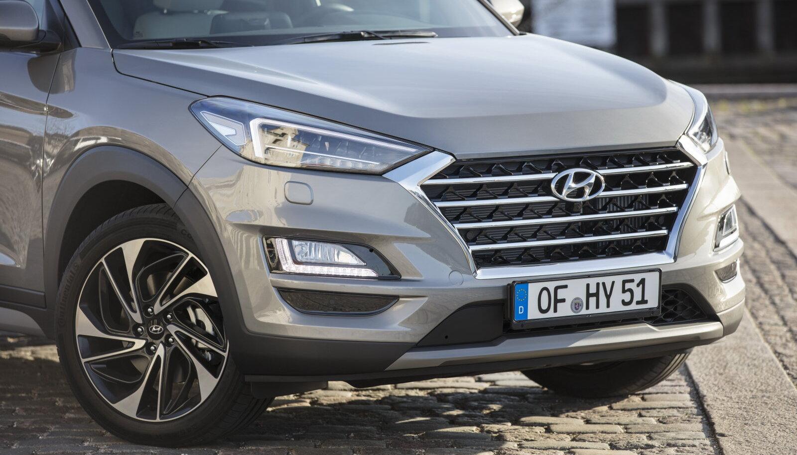 Uus Hyundai Tucson