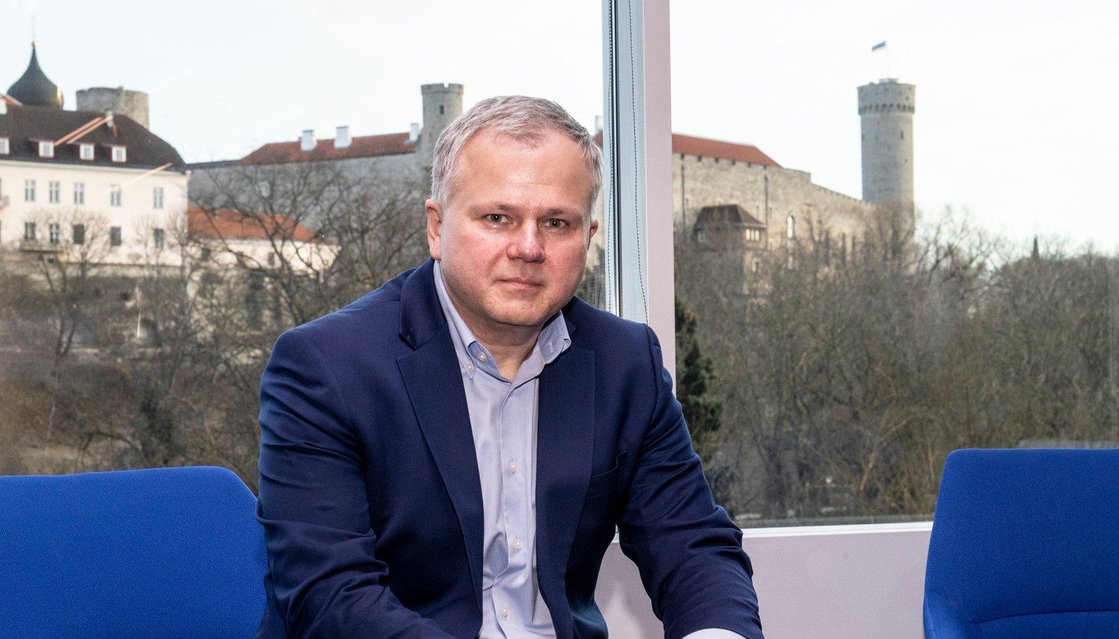 Ees ootavate kliimaeesmärkide täitmiseks vajalikest ehitus- ja renoveerimistöödest rääkides löövad Nordeconi juhi Gerd Mülleri silmad särama.