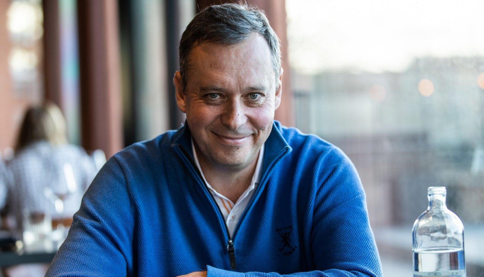 Gunnar Kobin ütleb, et Eestis on ühel hetkel vanus probleem. See, et sul on kogemused, ei huvita enam kedagi.