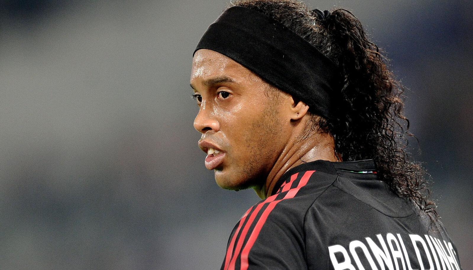 Ronaldinho AC Milani särgis