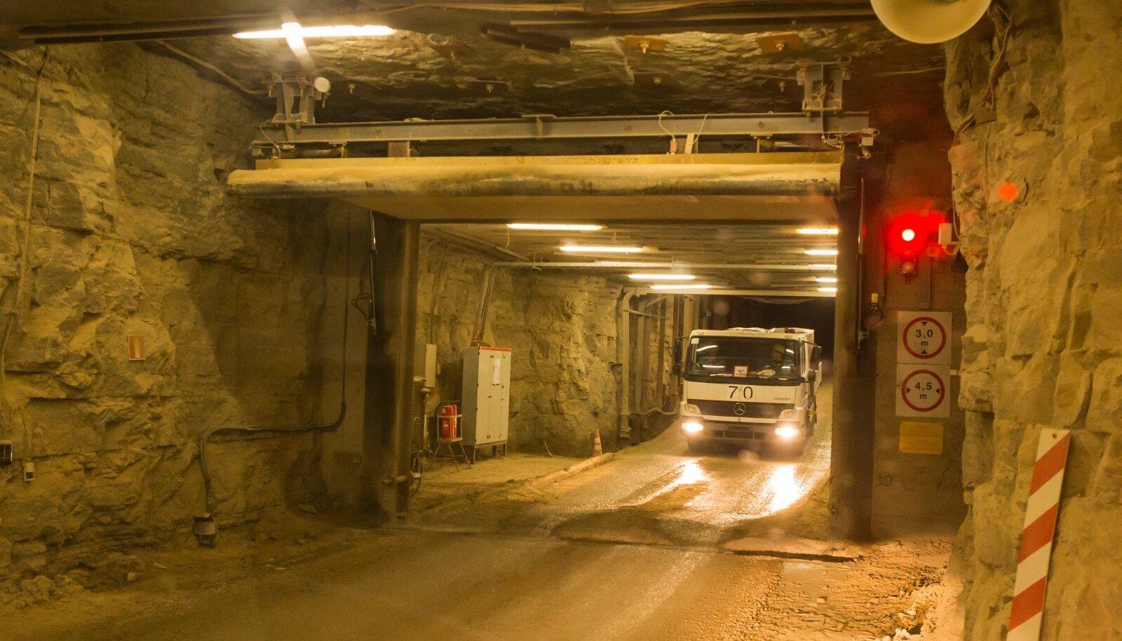 VAADE TULEVIKKU: Estonia kaevandusse pumphüdroelektrijaama rajamine on osa Eesti üleminekust taastuvenergiale.