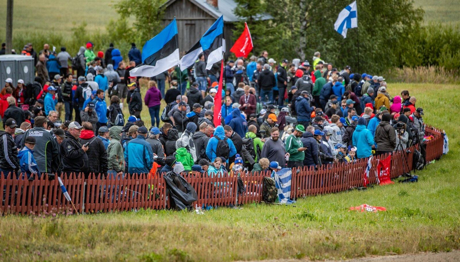 Mullune Jyväskylä MM-ralli, tänavu Soome rallit ei toimu