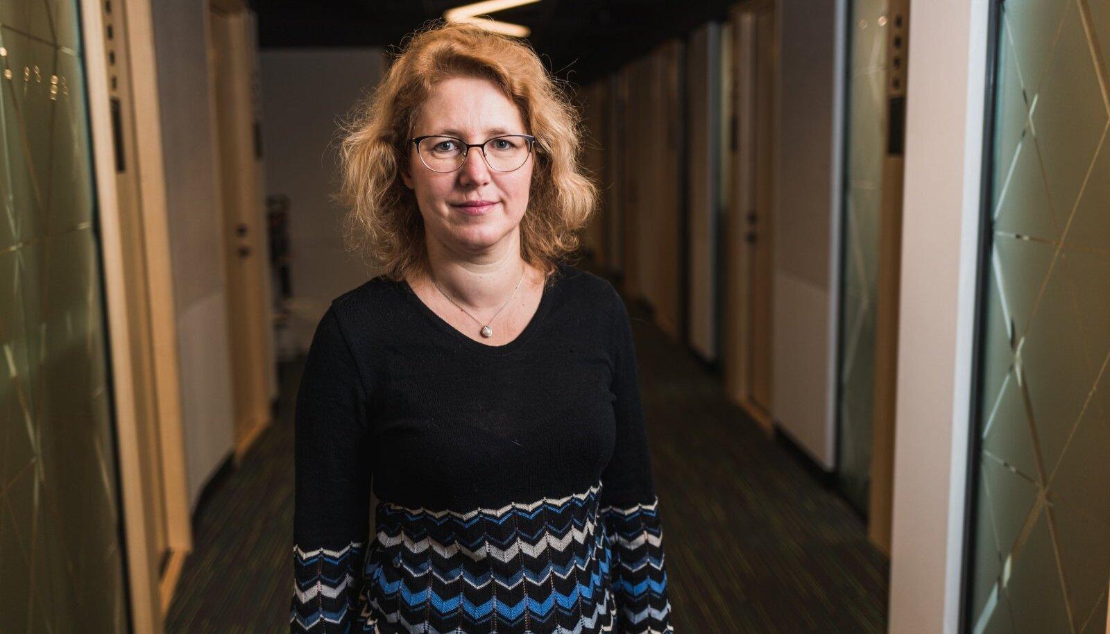 Krista Fischer ütleb, et kui riskigrupid saaksid vaktsineeritud, siis võiks oodata vähemalt suremuse suurt vähenemist.