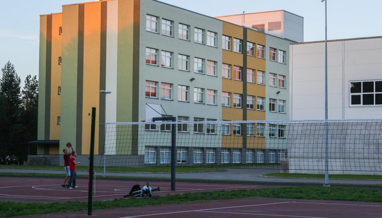 Läänemere Gümnaasium