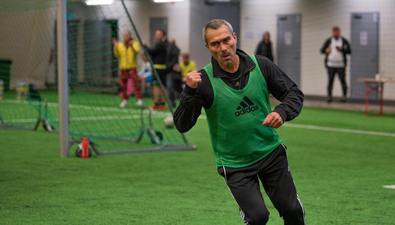 Matvei Murin on alati jalgpalli armastanud ning tema arvele läks sel korral hea hulk väravaid.