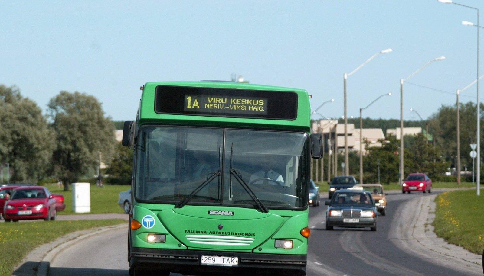 1A bussiliin
