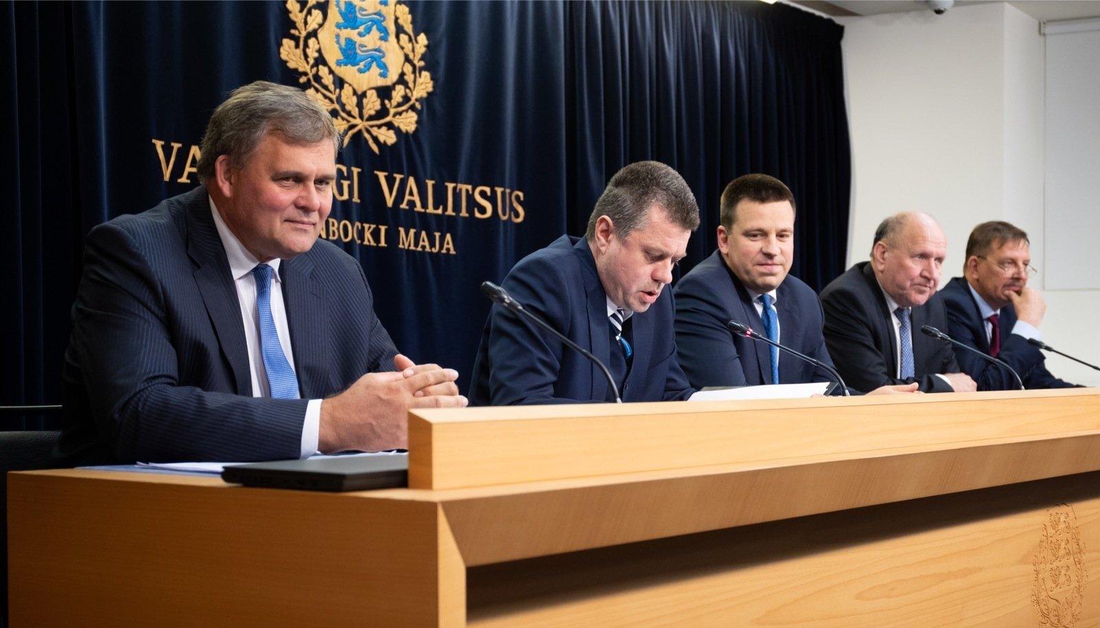 Vastasseis. Kui justiitsminister Raivo Aeg on väljendanud toetust praegusele peaprokurörile, siis siseminister Mart Helme ei vaevu oma vastumeelsust varjamagi.