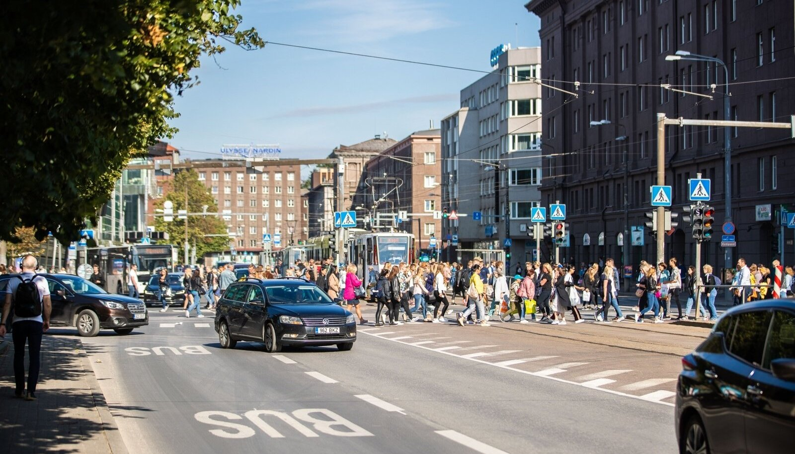 Senisel kujul peatänava projektiga linn edasi ei lähe, kuigi probleemide lahendused on laual.