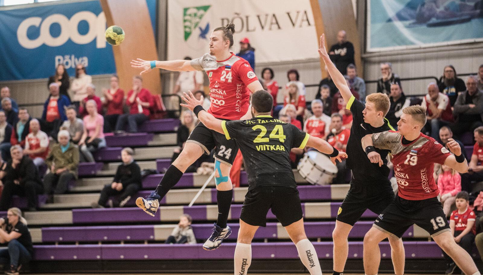 Põlva Serviti ja HC Tallinn