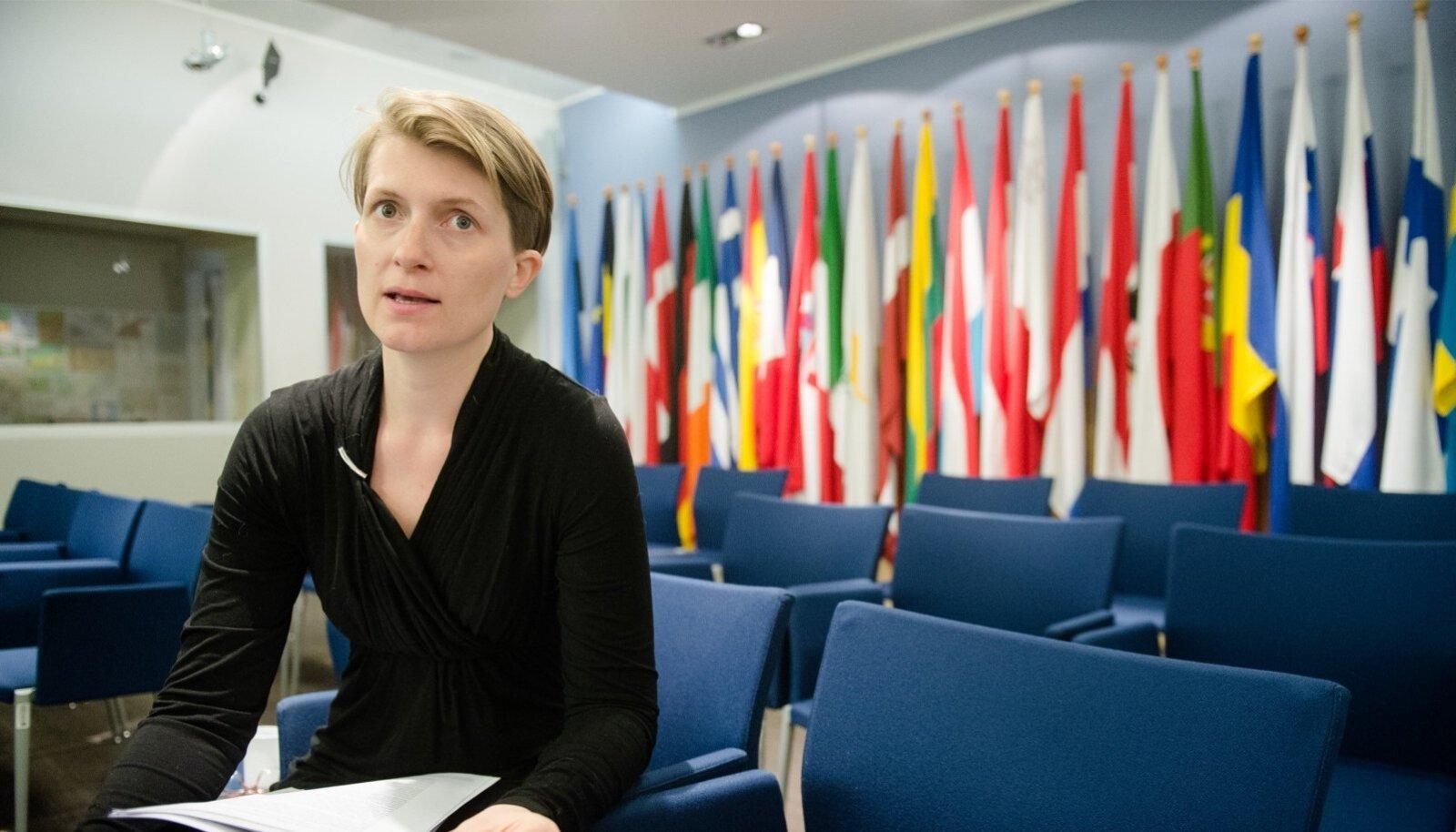 Mari-Liis Sepper leiab, et ainult-poisid-poliitikas-mentaliteet peab muutuma.