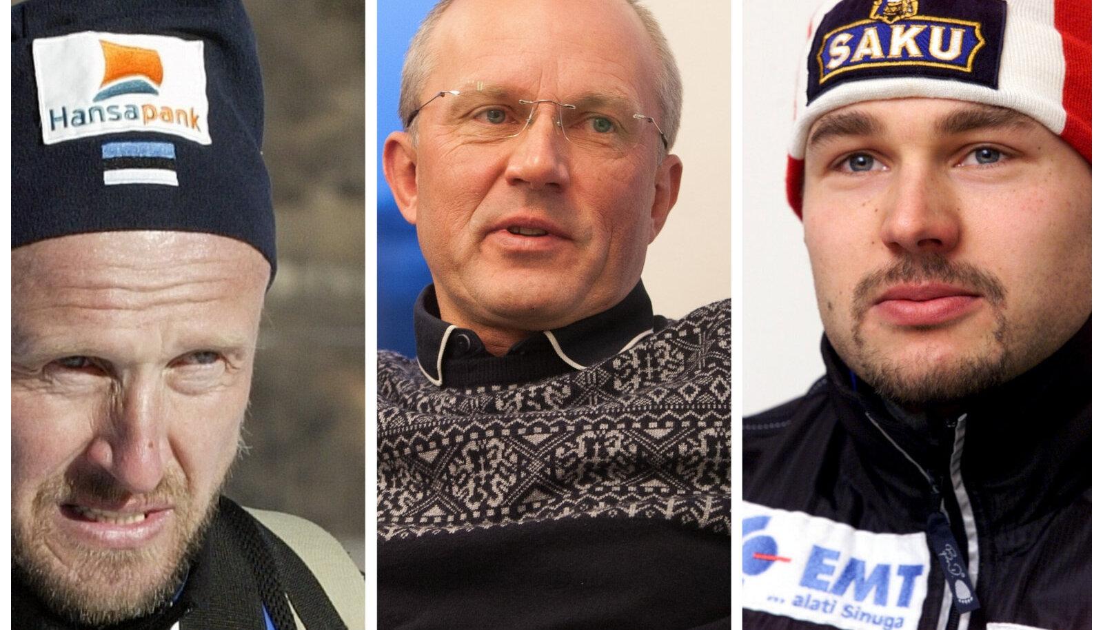 Kus on Eesti turul sadu miljoneid teenivate rahvusvaheliste suurfirmade, pankade ja telekomide panus Eesti spordi arengusse?