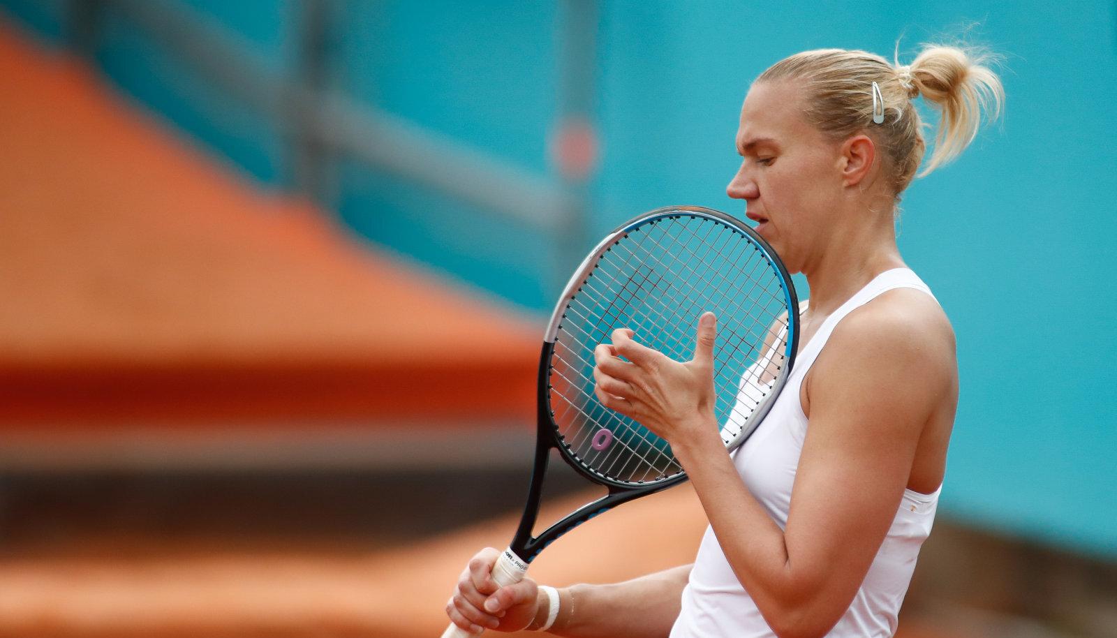 Kaia Kanepi jaoks on liivahooaeg lõppenud. Kahe nädala pärast algab juba Wimbledoni suure slämmi turniiri murul.