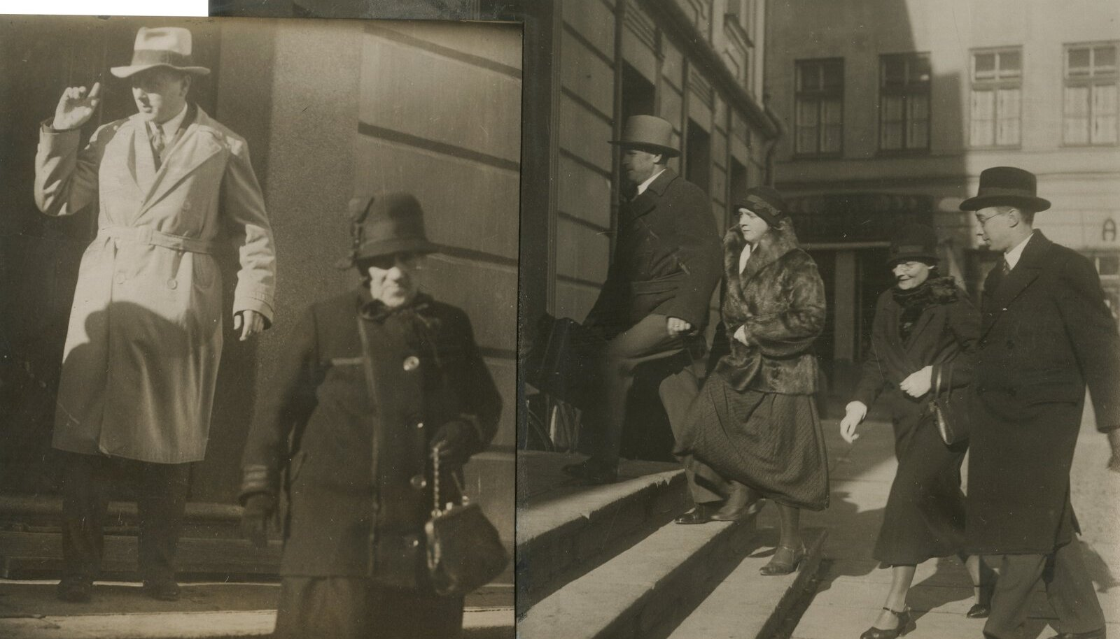 KÕIK HÄÄLETAMA! Rahvahääletus Tallinnas 14. oktoobril 1933.