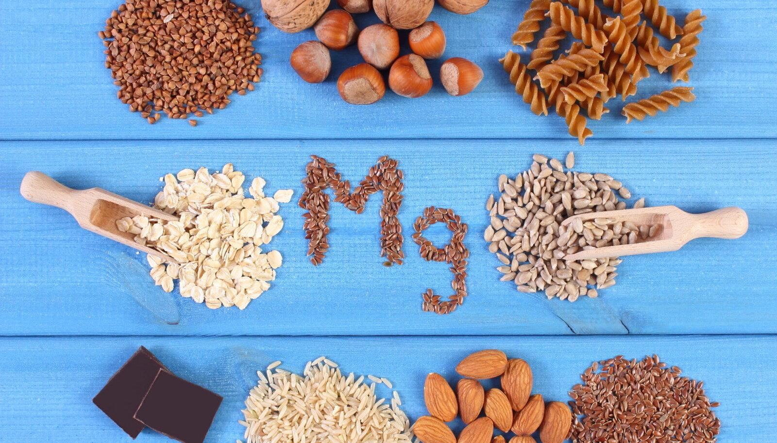 Magneesiumil on inimese organismis täita palju olulisi ülesandeid: tagada närvide ja lihaste häireteta töö, vere hüübimine, lihaste lõõgastumine, biovedelike pH regulatsioon, närviimpulsside teke ja edasikanne, südamelihaste ja ensüümide töö