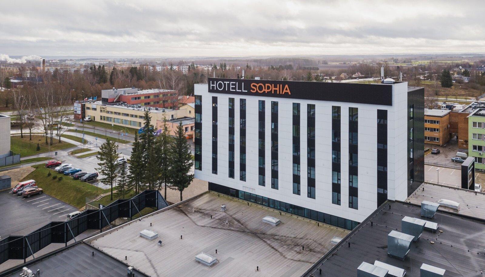 Hotell Sophia, Tartu