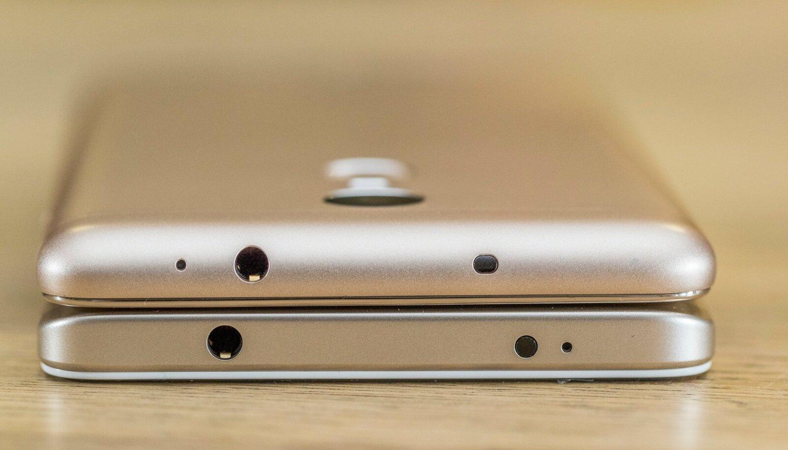 Xiaomi reomi Note 3 ja 4