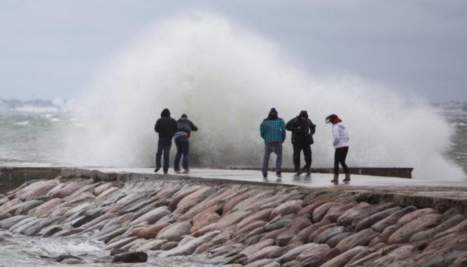 29.10 torm Tallinnas
