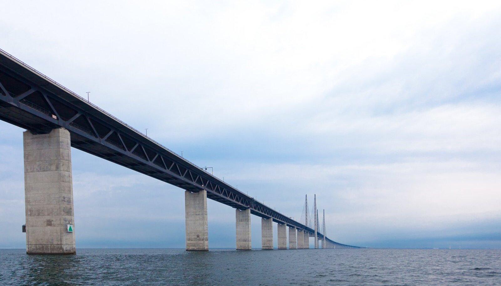 Taanit ja Rootsit ühendav Öresundi sild
