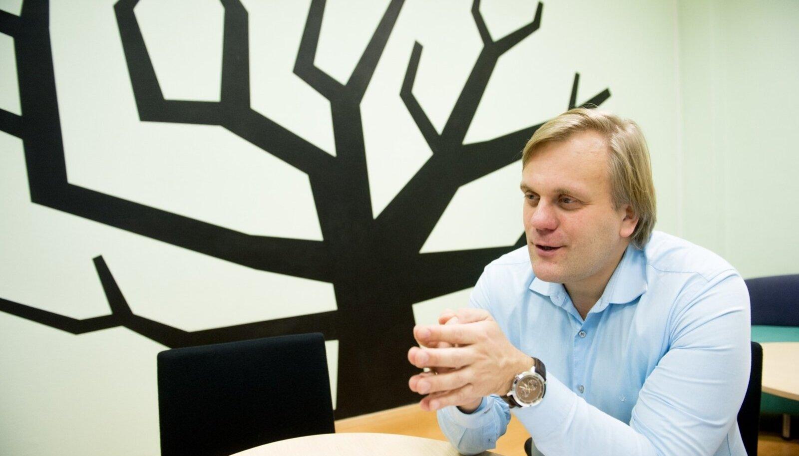 Keit Kasemetsa sõnul ei tasu otsida võluvitsa, mis kõik Eesti majanduse probleemid lahendab. Oluline on tegutseda ja teha julgeid otsuseid.
