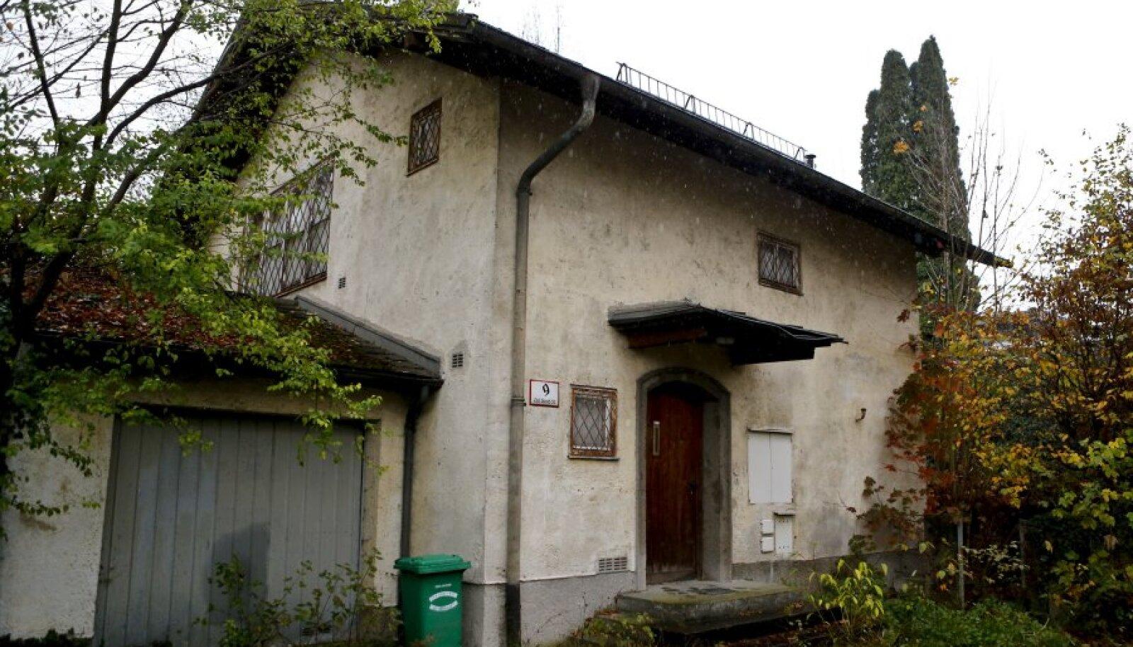 Cornelius Gurlitti Salzburgi majast leiti eelmisel nädalal veel 60 teost, peamiselt maale.
