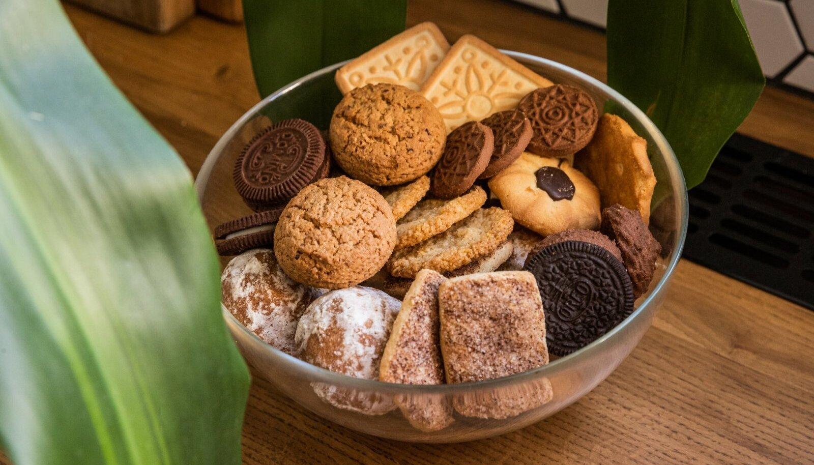 Enamik meil müüdavates küpsistest sisaldavad palmiõli, mis on kahjulik nii keskkonnale kui tervisele.