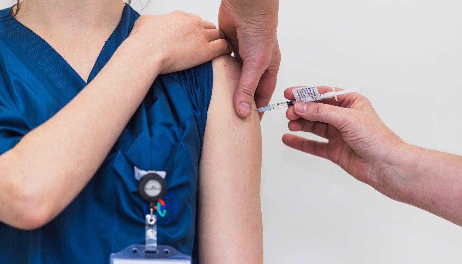 COVID-19 vaktsineerimine Tartus
