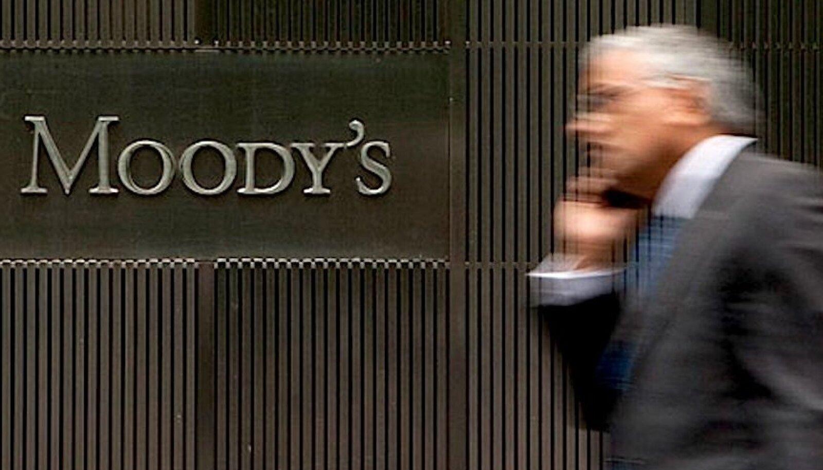 Reitinguagentuur Moody's
