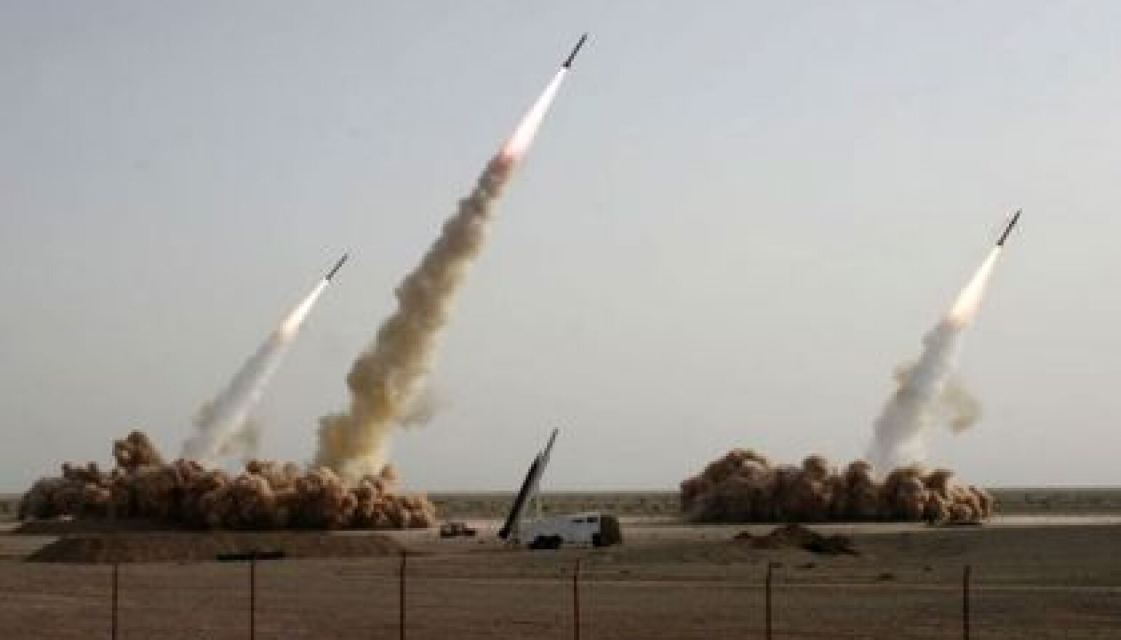 Iraani raketid