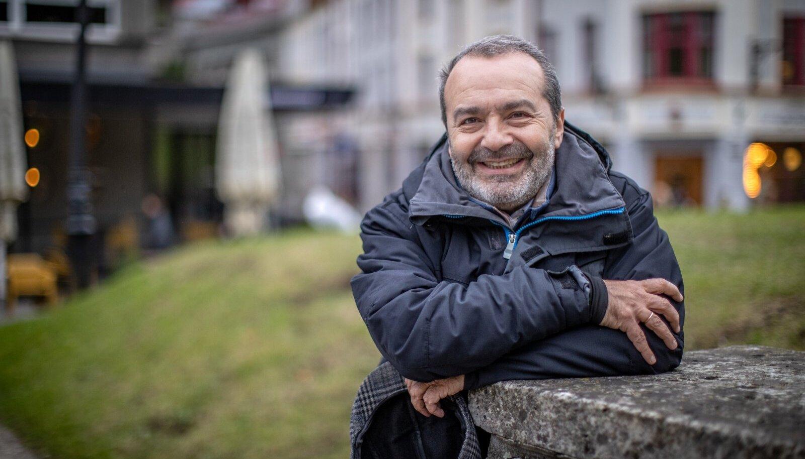 Российский писатель и журналист Виктор Шендерович