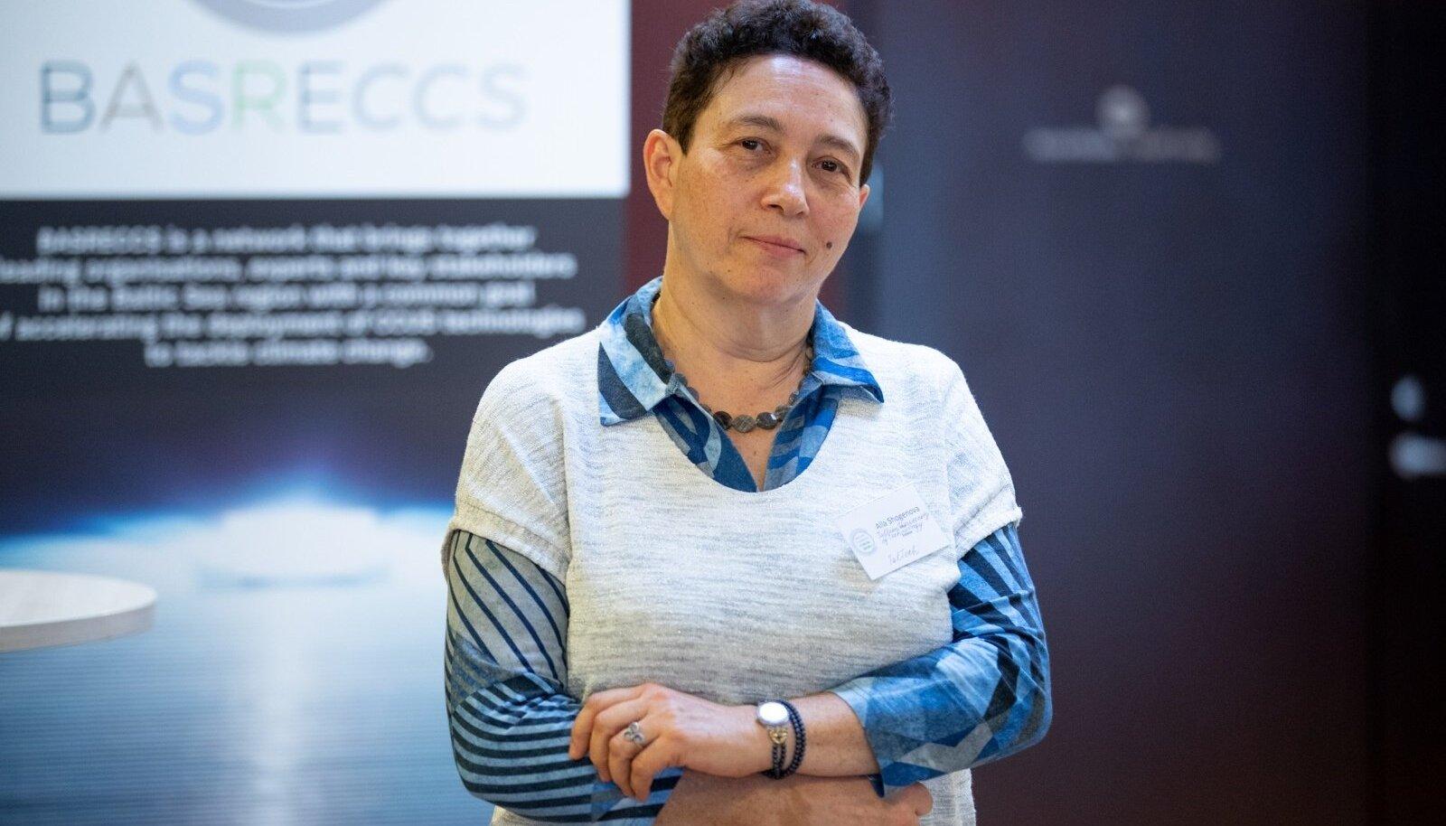 Kui süsihappegaas Eestis kinni püüda, siis on Alla Šogenova sõnul olemas väga head ärivõimalused, kuhu ja kellele seda müüa.