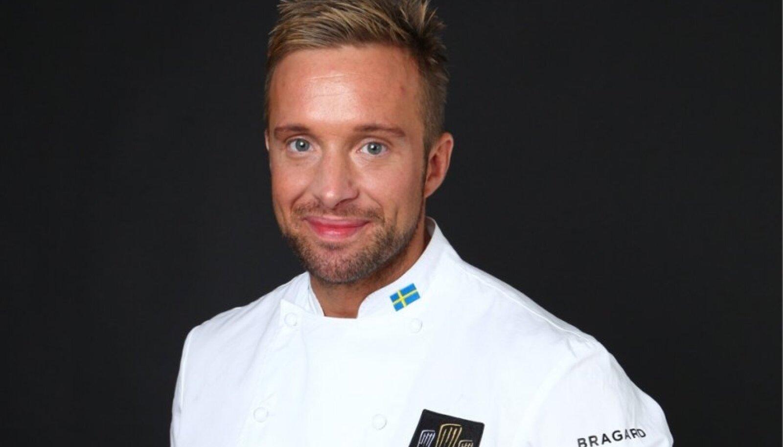 """Jonas Lundgreni meelest on Bocuse d'Oril osalemine parim, mis ühe kokaga saab juhtuda. """"See on koht, kus luua sidemeid ja saada väärtuslikke kontakte, sest kokad tulevad üle maailma kokku."""""""