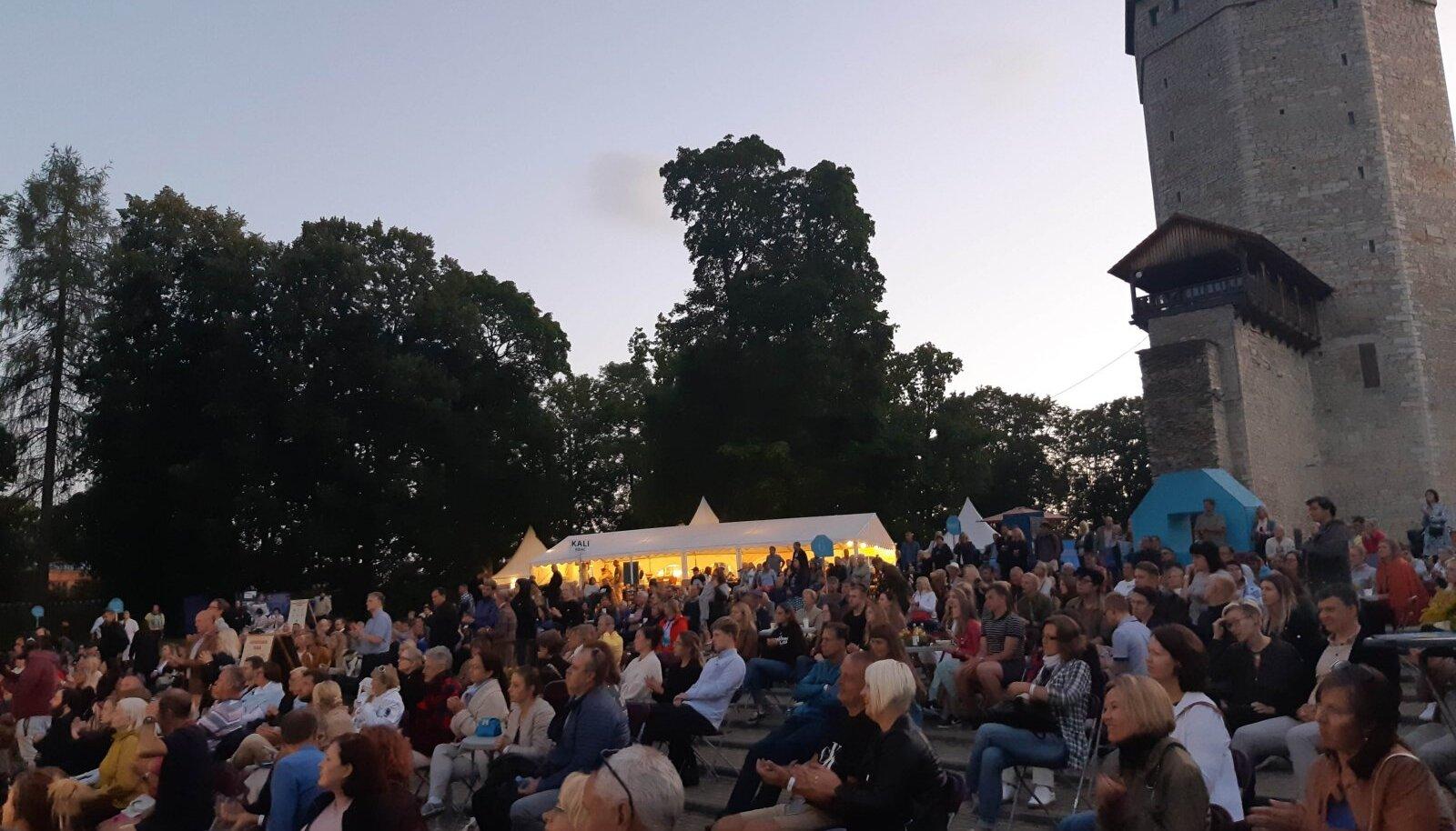 EMP ja Norra toetused aitavad korraldada ka Arvamusfestivali.