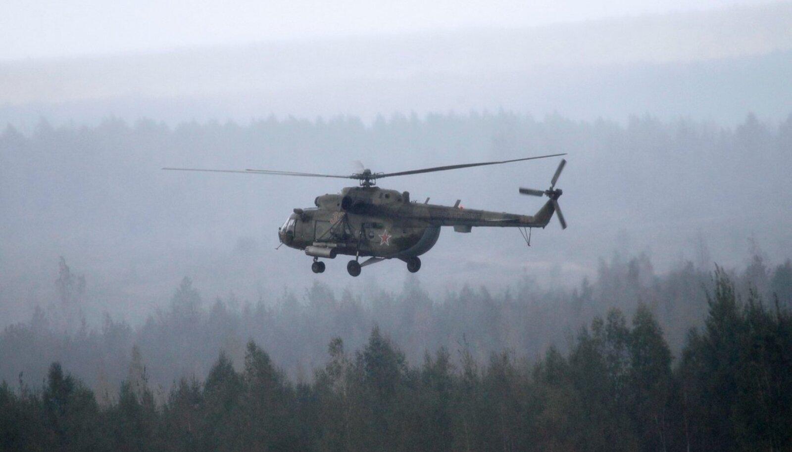 Kopter MI-8