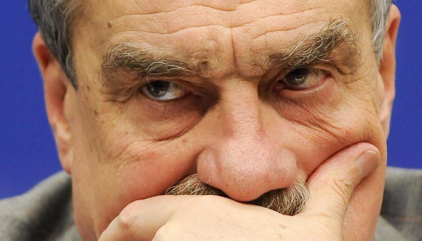 Tšehhi välisminister Karel Schwarzenberg