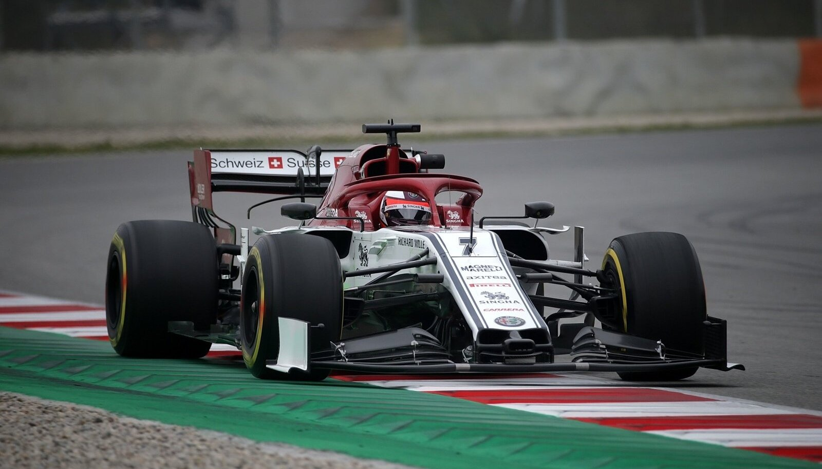 Formula One Testing Barcelona 2019