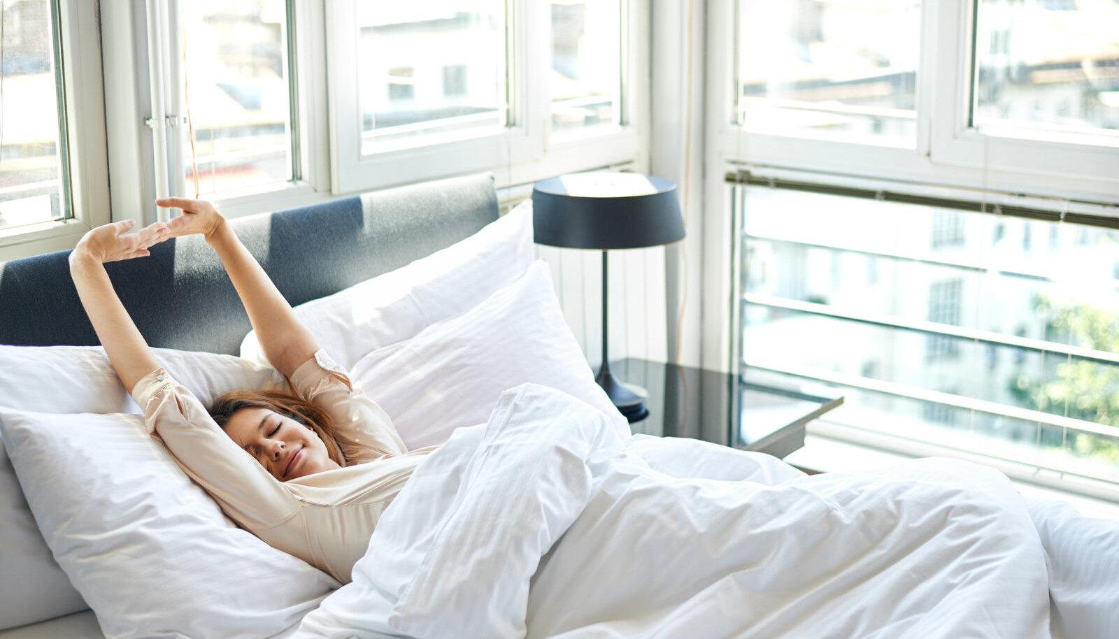 Hoia voodi tolmulestavabana!