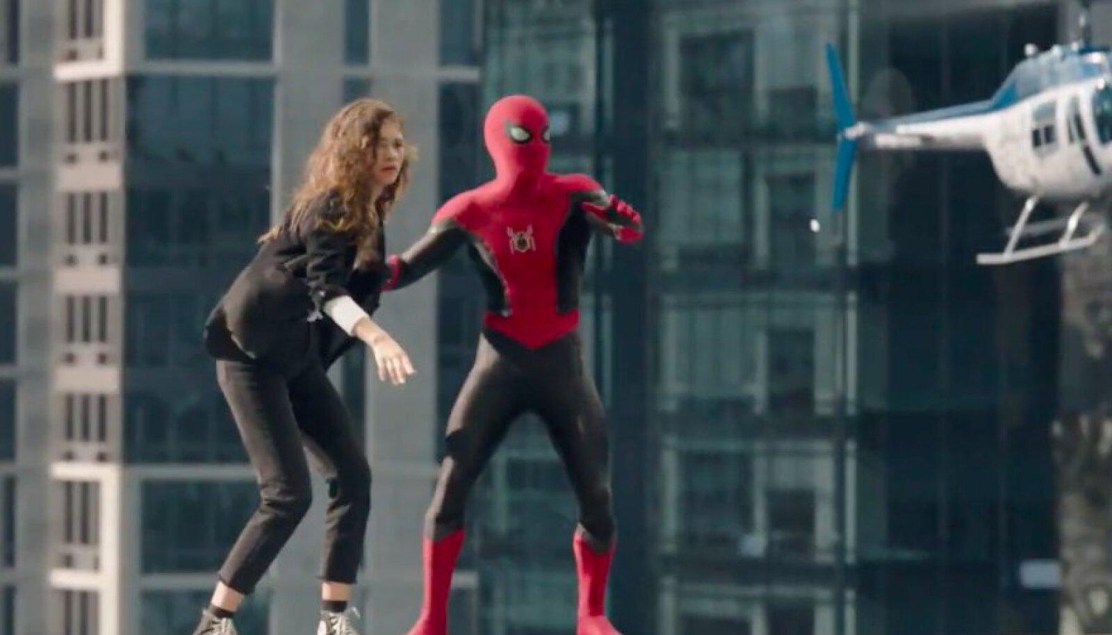 """""""Spiderman: No Way Home"""""""